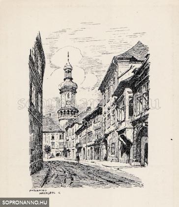 A Kolostor utca
