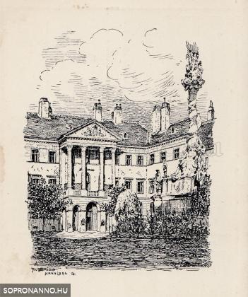 A Megyeháza