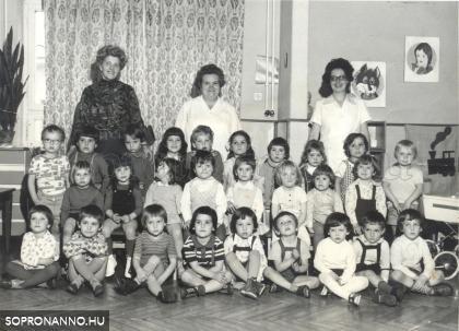 Nagycsoportosok 1979-ben