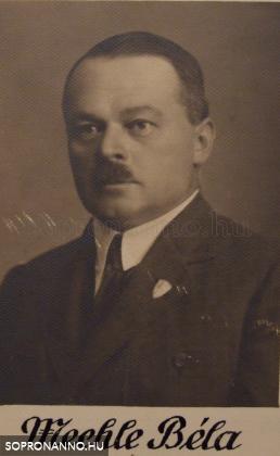 Mechle Béla (1887-1945)