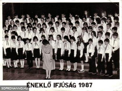 Éneklő Ifjúság 1987.