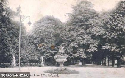 """Az """"Erzsébetpark"""""""