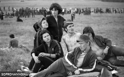 Az ODOT résztvevőinek egy csoportja