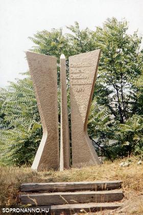 Az ODOT - emlékmű a Bécsi-dombon