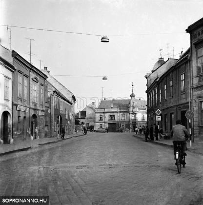 A Magyar utca