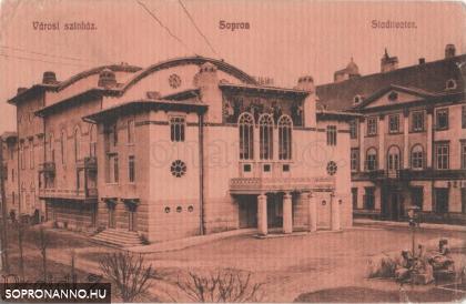 A város színház