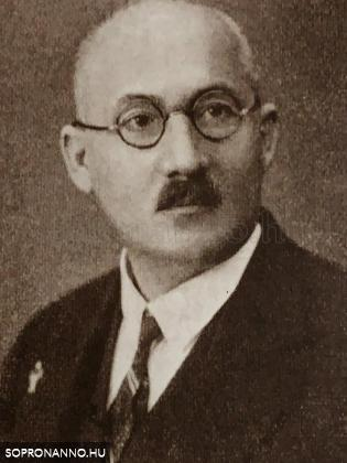Balogh-Kovács Sándor (1879-1932)