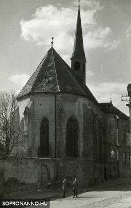 A Szent János - templom