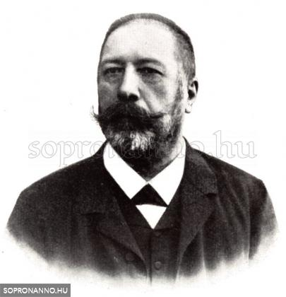 dr. Berecz Ábel (1850-1937)