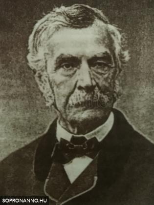 Braun Nándor (1802-1877)