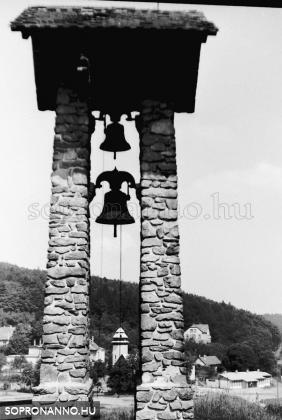 Brennbergbánya- 1979. Harangláb.