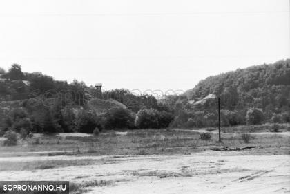 Brennbergbánya- 1979. Látkép III.