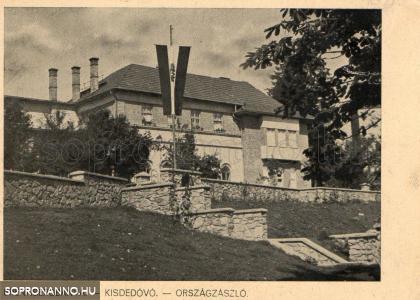 Brennberg - Országzászló