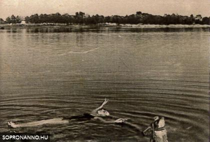 A Tómalom 1932-ben