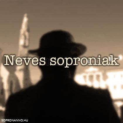 Neves soproniak