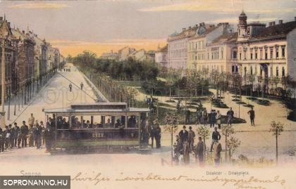 Deák tér - 1905