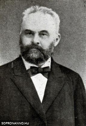 Dr. Borbolyai Gebhardt József (1845-1925)