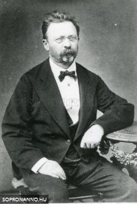 Dr. Drucker József (1825-1899)