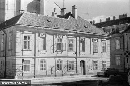 Dr. Friedrich Károly szülőháza