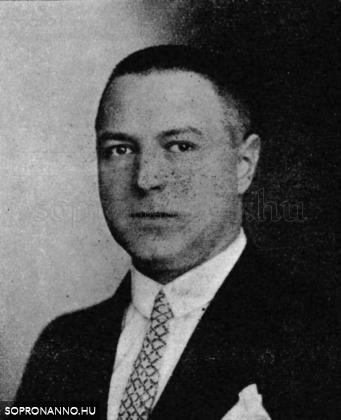 Dr. kritsovai Kamenszky Árpád (1891-1963)