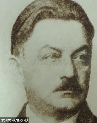 Dr. Manninger Vilmos (1876-1945)