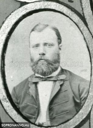 Dr. Medgyesi Schwartz Miklós (1831-1916)