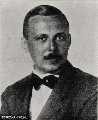 Dr. Puteáni Holl Jenő (1885—1938)
