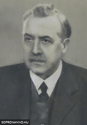 Lauringer Ernő