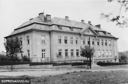 Egy finn teológushallgató Sopronban