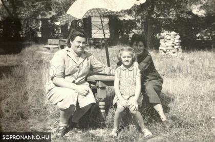 Emlékképek az Árpád utcai óvodából