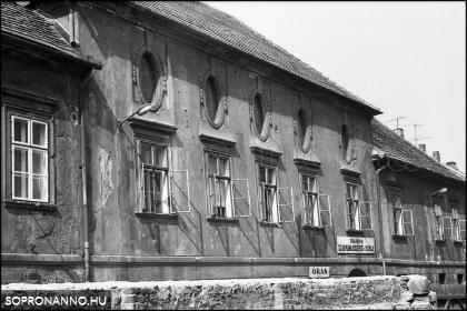 Egy egykorvolt iskola