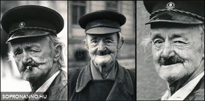 G.Nagy Béla portréi Pintér Jenőről