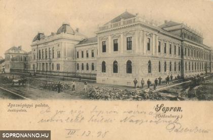 Az Igazságügyi palota