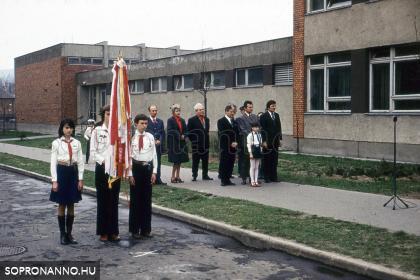 Életképek a Bors László Általános Iskolából