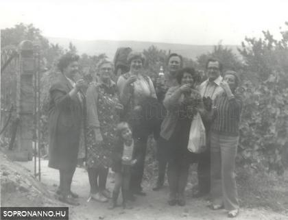 Életkép a Koronázó-dombról