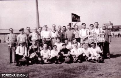 Csoportkép 1936-ból