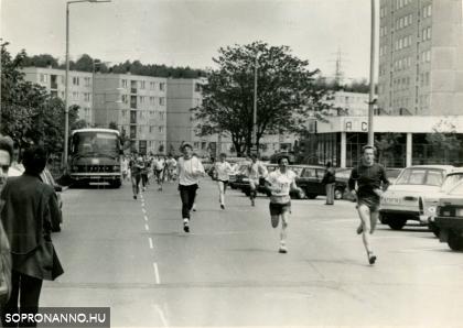 Futóversenyek Sopronban