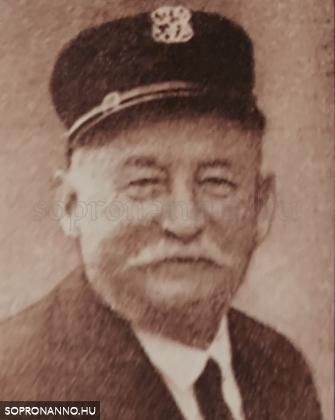 Gantner Antal (1869-1945)
