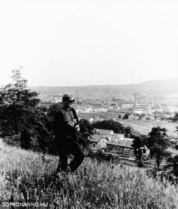 Látkép a Bécsi-dombról