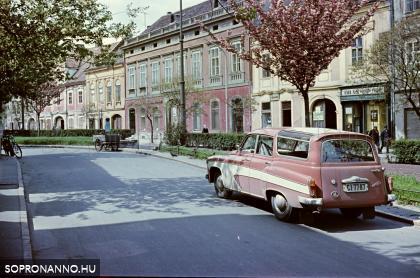 Kisvárkerület - 1964