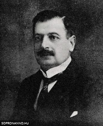 Kövesi Antal (1876-1961)