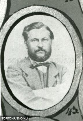 Kugler Henrik (1830-1905)
