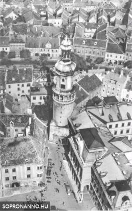 Tűztorony - 1967