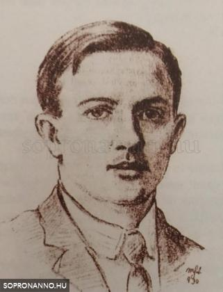 Machatsek Gyula (1899-1921)