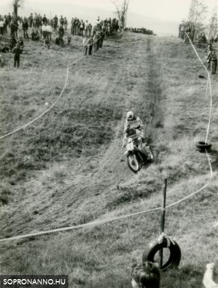 Motocross Sopronban