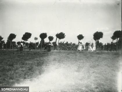 Nagyszabású esemény az új Szent Mihály-temetőben