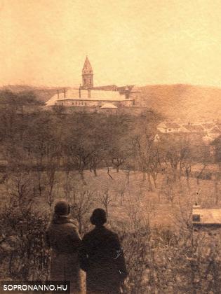 Novemberi hangulat Bánfalván 1931-ben