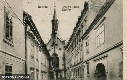 """""""Orsolya zárda"""""""
