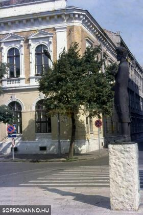 A Petőfi-szobor
