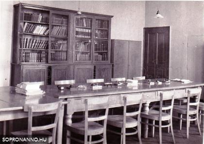 A Tanári szoba